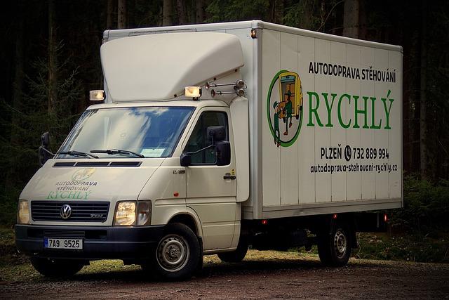 Vervoer uw spullen met een verhuisbusje of -vrachtwagen van transportbedrijf Limburg